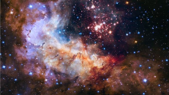 تصاویر فوق العاده و خیره کننده هابل از فضا