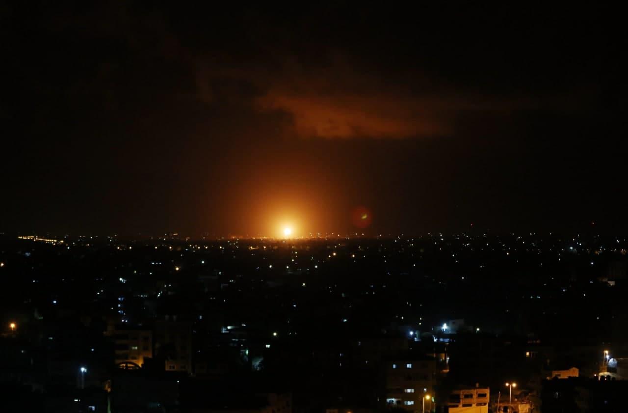 حمله موشکی به نزدیکی تأسیسات هستهای دیمونا اسرائیل
