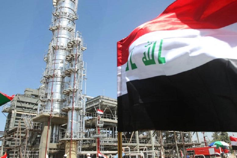 چین، توسعه دهنده میدان گازی منصوریه عراق شد