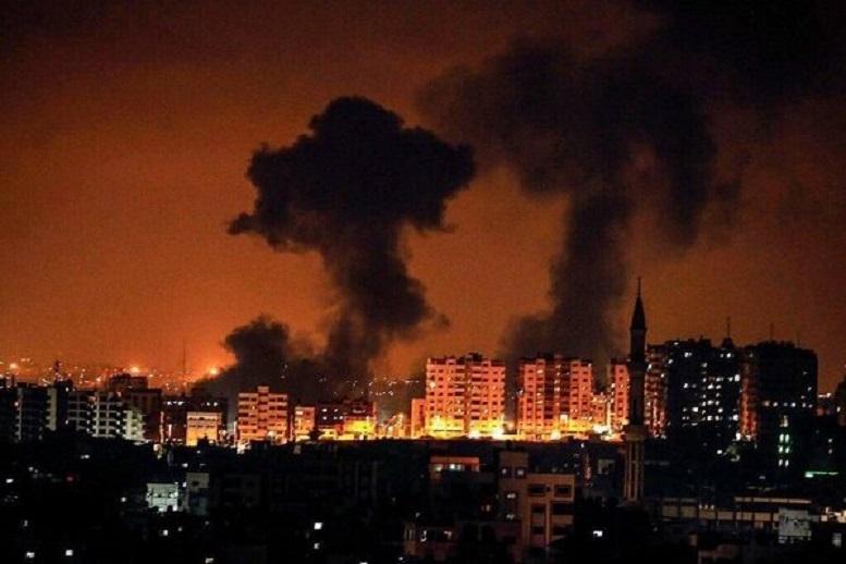 تجاوز رژیم صهیونیستی به مناطقی در نوار غزه