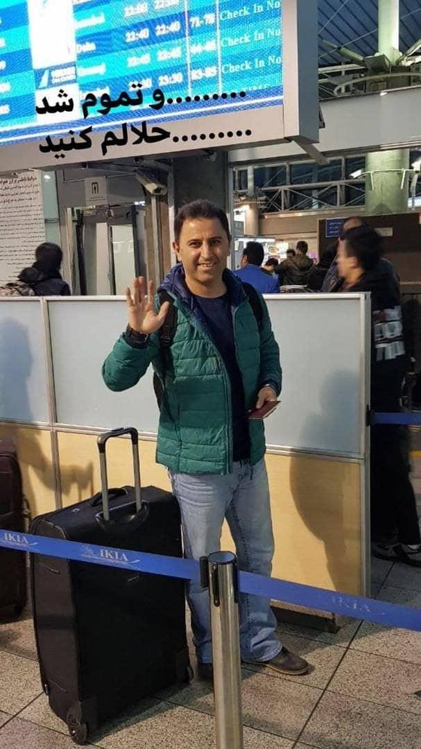 یک داور برجسته دیگر فوتبال ایران مهاجرت کرد