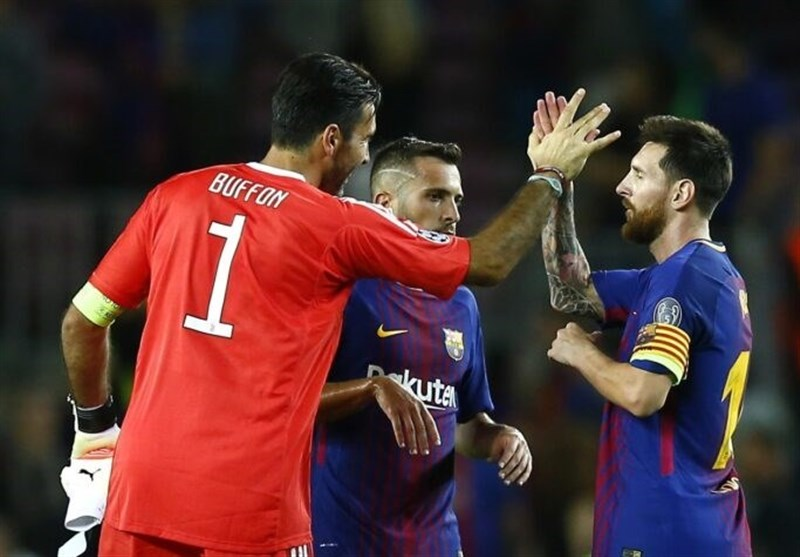 بوفون در ۴۳سالگی به بارسلونا می پیوندد !