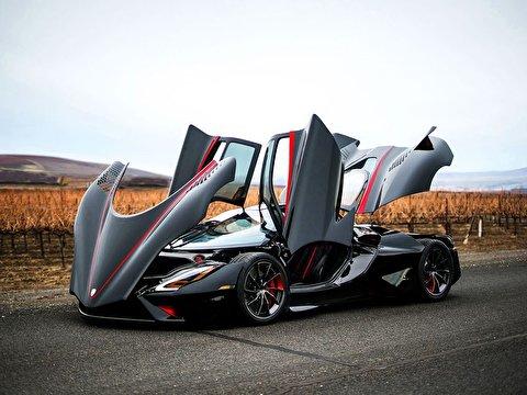 تست شلبی تواتارا سریعترین خودرو دنیا
