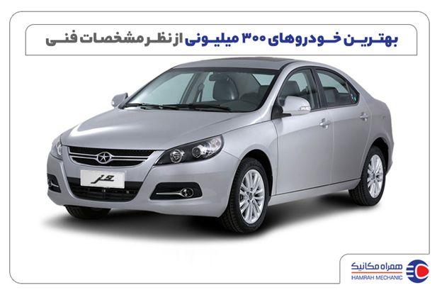قیمت خودروهای اقتصادی با بهترین مشخصات