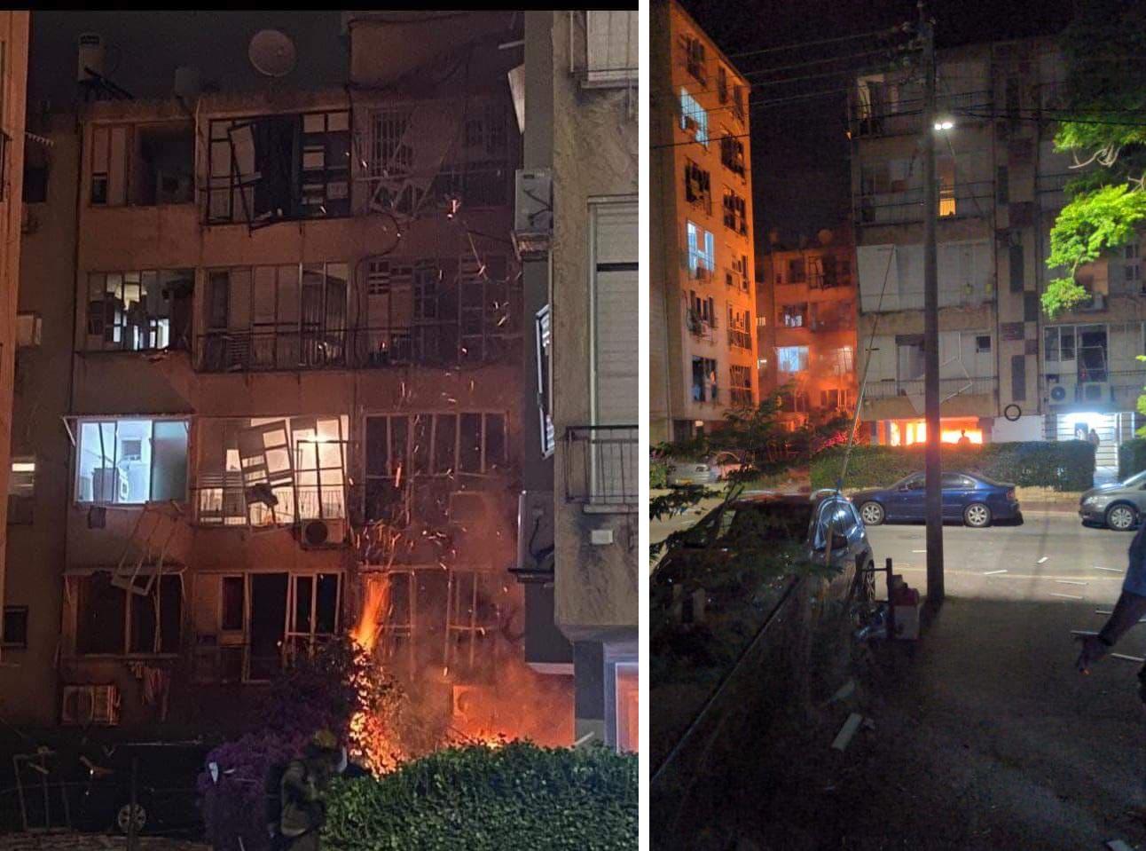 حملات گسترده موشکی مقاومت فلسطین به تل آویو/ تماس تلفنی فرماندهان ارتشهای آمریکا و رژیم صهیونیستی/ دیدار ظریف با بشار اسد در دمشق/ نشست سهجانبه ایران، روسیه و چین در وین