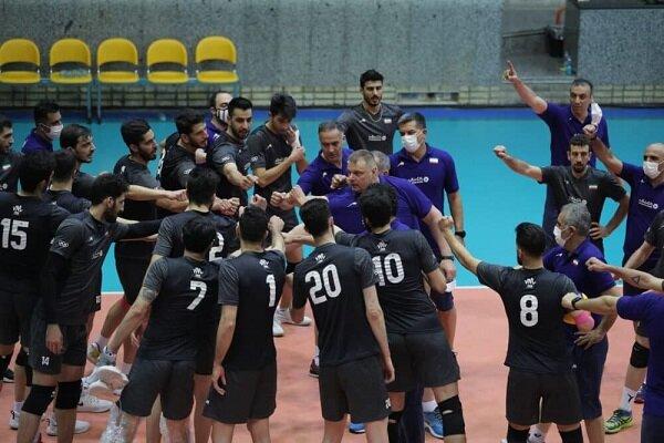 آلکنو لیست تیم ملی برای لیگ ملتهای والیبال را اعلام کرد