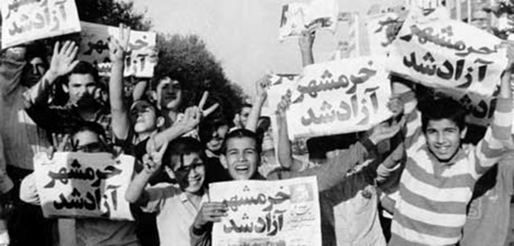 تلفنگرامی که حاوی راهبرد شکستن کمر ارتش صدام حسین بود