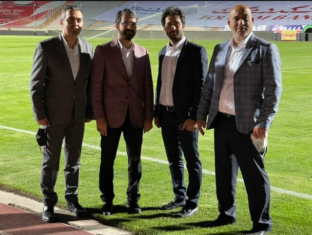 رئیس باشگاه پرسپولیس خواستار عذرخواهی مجیدی شد