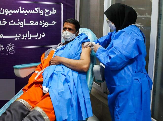 بالاخره راه مقابله با واکسنخواری در شهرداری تهران کشف شد!
