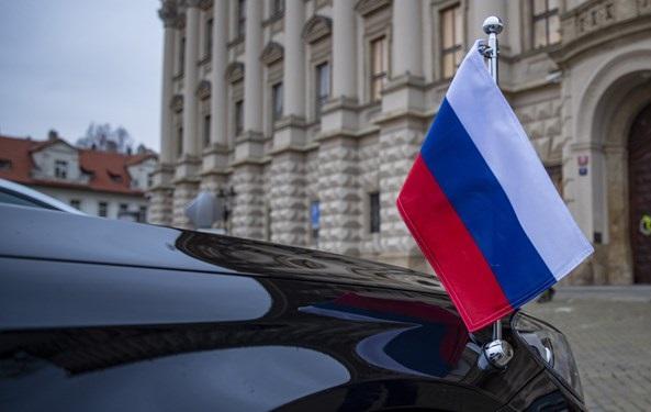 جمهوری چک ۶۰ دیپلمات روس را اخراج میکند
