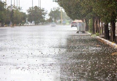 پیش بینی وقوع رگبار و رعد و برق در ۱۳ استان