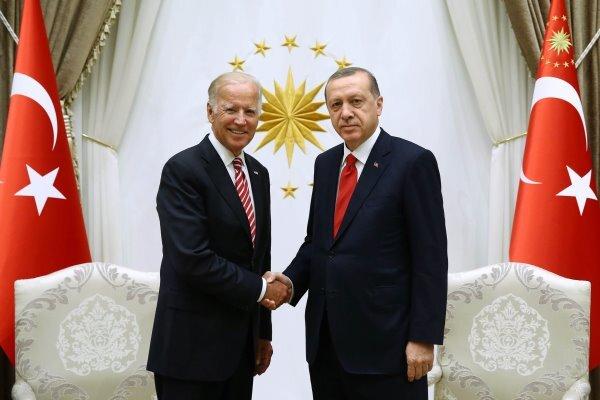دیدار «بایدن» و «اردوغان» در حاشیه نشست ناتو