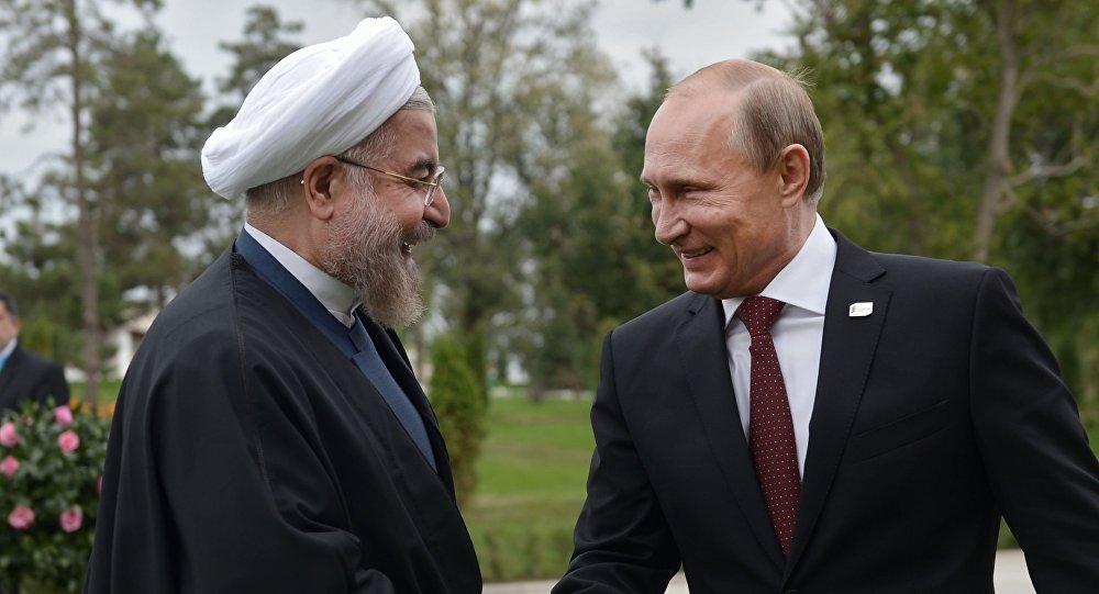 تعمیق همگرایی منطقهای میان ایران و روسیه