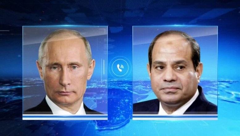 توافق سران روسیه و مصر برای ازسرگیری پروازها