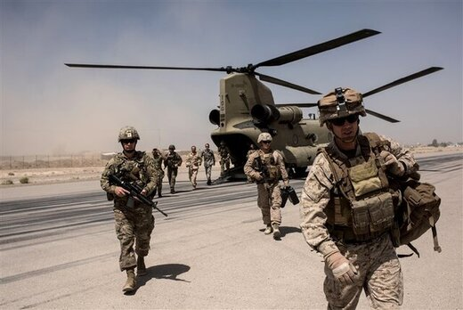 آغاز خروج نیروهای آمریکا و ناتو از افغانستان