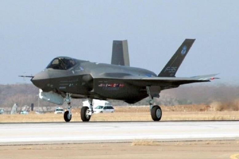 تحویل جنگندههای اف-۳۵ آمریکا به اسرائیل