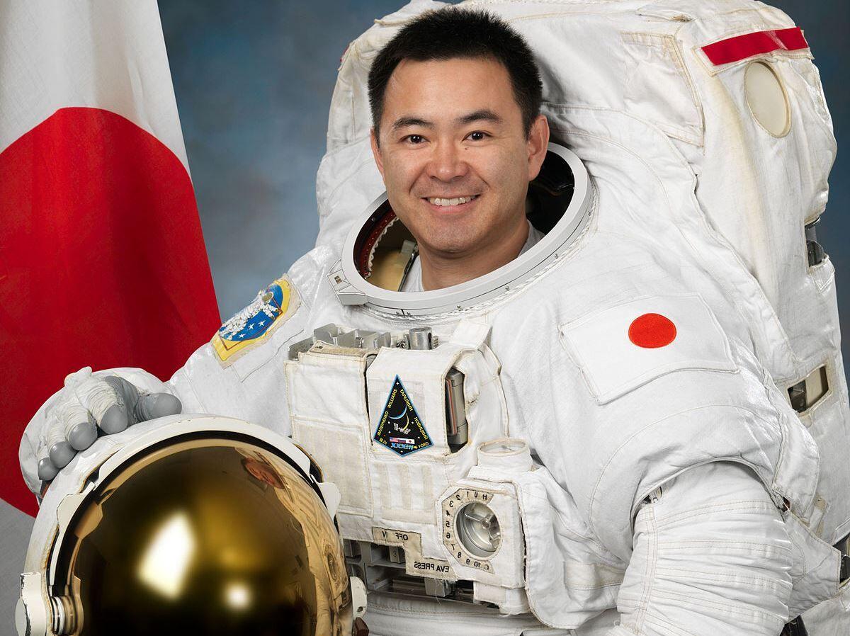 یک ژاپنی، فرمانده ایستگاه فضایی بین المللی