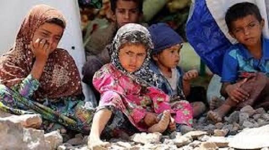 کشف باندهای قاچاق کودکان در یمن