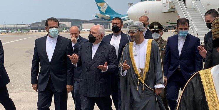 ظریف به کویت میرود