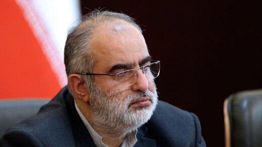 اولین واکنش حسام الدین آشنا بعد از استعفا از دولت