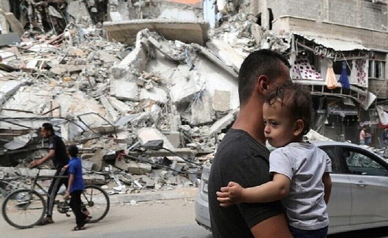 جنایت رژیمصهیونیستی علیه ۱۹ خانواده فلسطینی درغزه