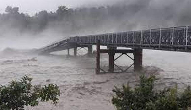 تخلیه هزاران خانه در پی خطر سیل ویرانگر در نیوزیلند