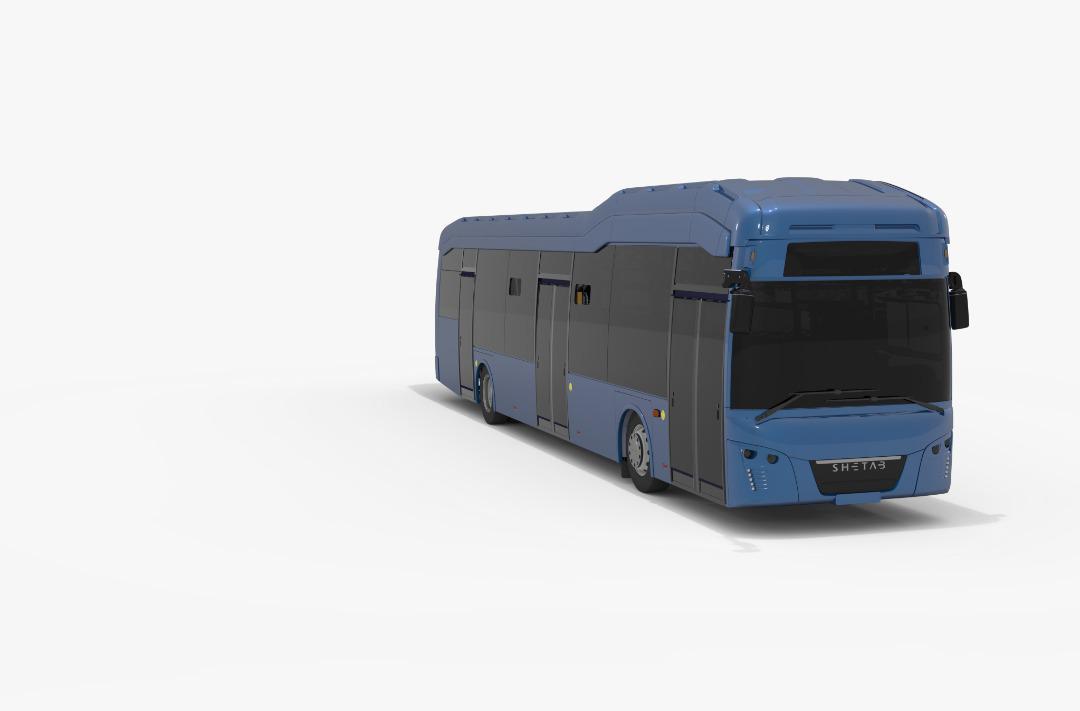 جهش سریع ایران با ساخت اولین اتوبوس برقی داخلی، شتاب گرفت