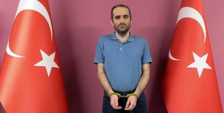بازداشت برادرزاده «گولن» در عملیات برونمرزی ترکیه