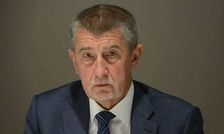 درخواست تفهیم اتهام نخست وزیر جمهوری چک