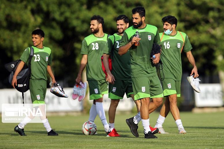 اعضای تیم ملی فوتبال قرنطینه شدند