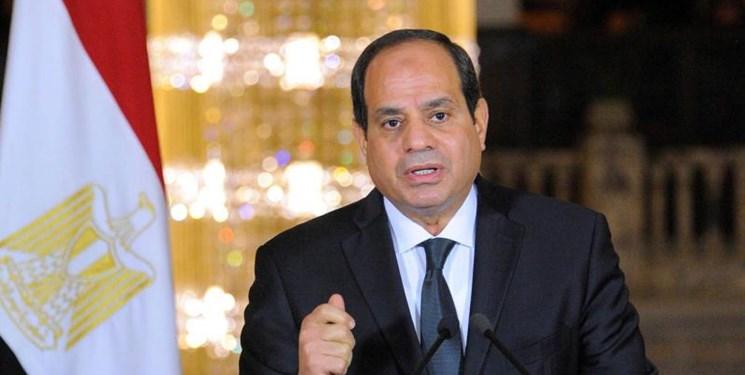دعوت «السیسی» از فلسطینیها برای نشست قاهره