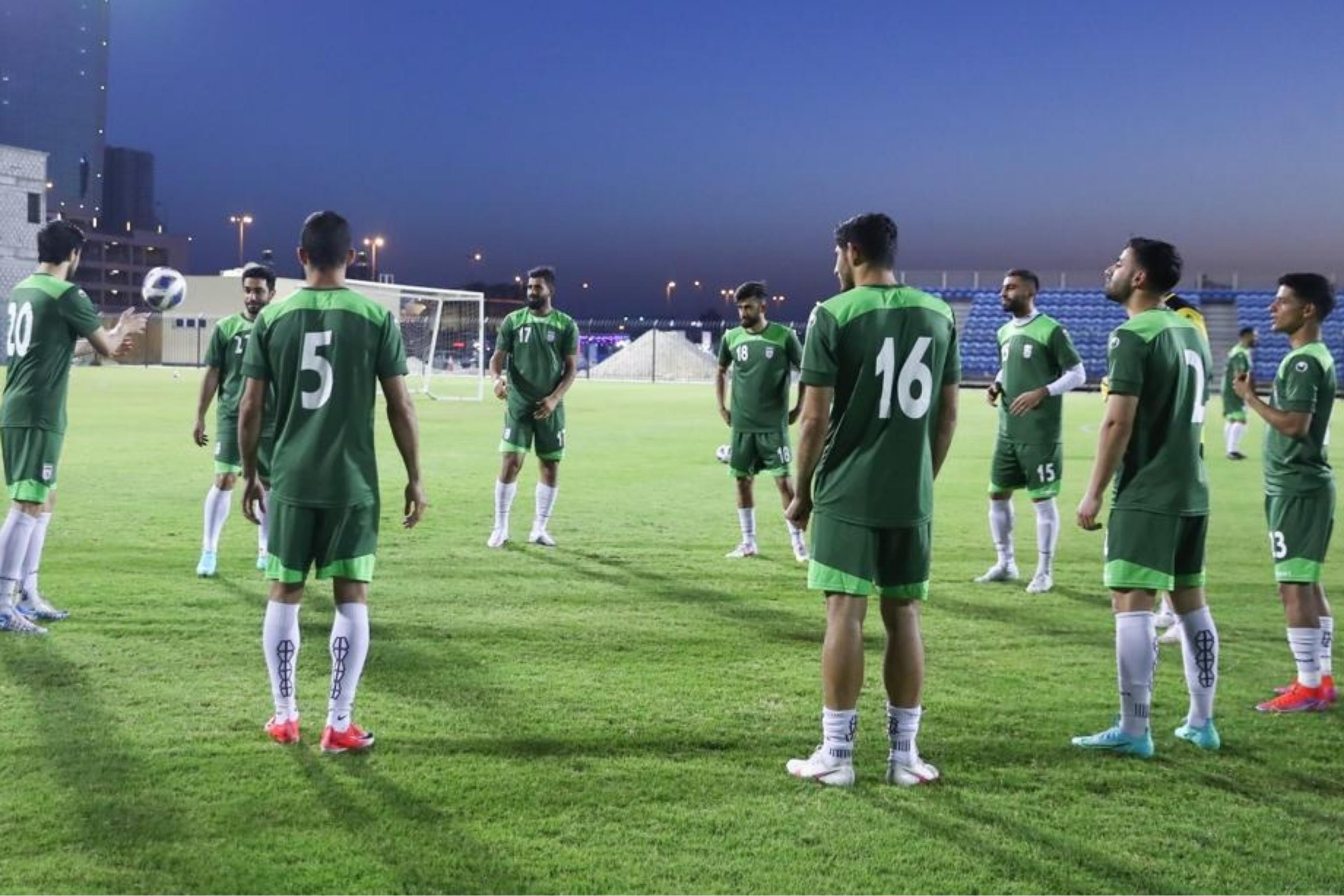 ساعت و تاریخ ۴مسابقه ایران در مقدماتی جام جهانی