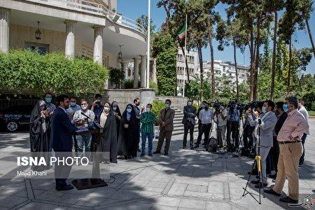 جلسه هیات دولت - ۱۲ خرداد
