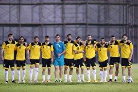 تمرین پرفشار و متنوع امشب تیم ملی در بحرین