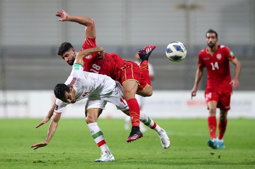 ایران ۳ _ بحرین صفر | یک بار جستی ملخک ! / تقدیم به شیخسلمان و AFC