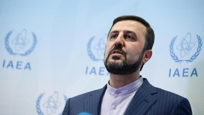 انتقاد نماینده ایران از گزارش مدیرکل آژانس اتمی