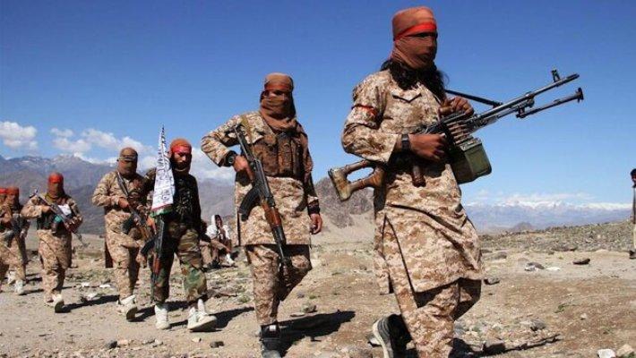 یک شهر دیگر افغانستان به تصرف طالبان درآمد