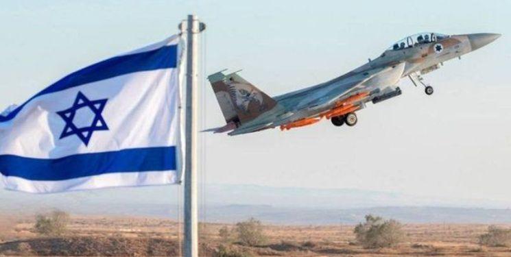 حمله هوایی اسرائیل به دمشق