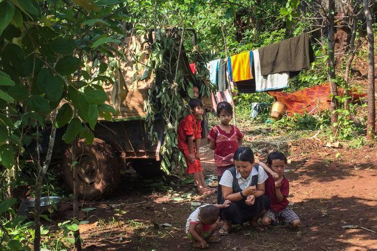 اخطار سازمان ملل درمورد مرگ گسترده آوارگان میانماری