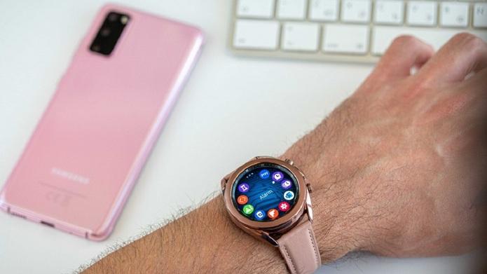 عرضه ساعت هوشمند سامسونگ بدون شارژر