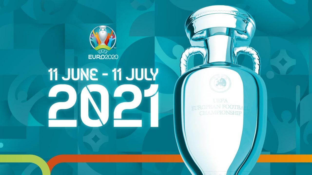 برنامه و تقویم کامل یورو ۲۰۲۰ تا فینال