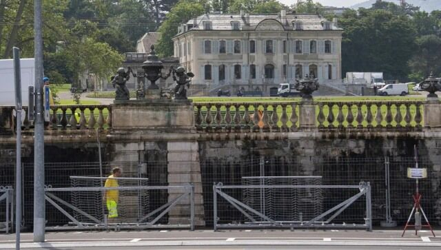 آماده باش پلیس سوئیس برای نشست پوتین و بایدن