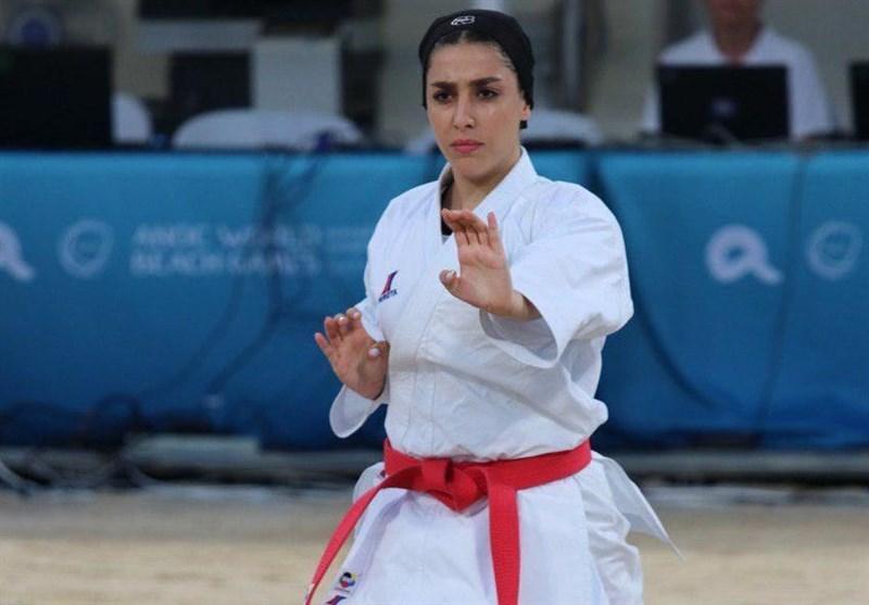سهمیه المپیک با اختلاف داخلی از چنگ فاطمه صادقی پرید!