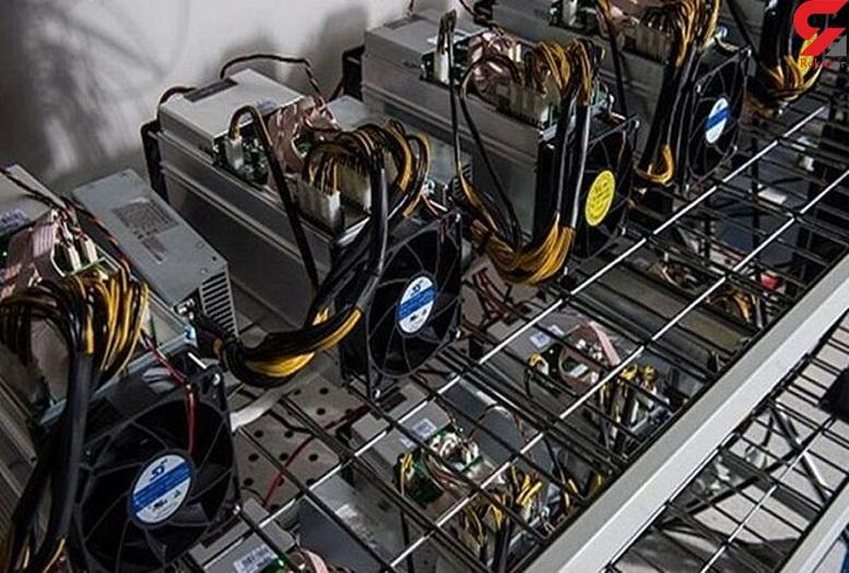 کشف و ضبط ۲۰۲ دستگاه رمز ارز غیرمجاز در مازندران