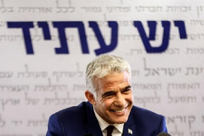 لاپید دولت جدید اسرائیل را تقدیم کنست کرد