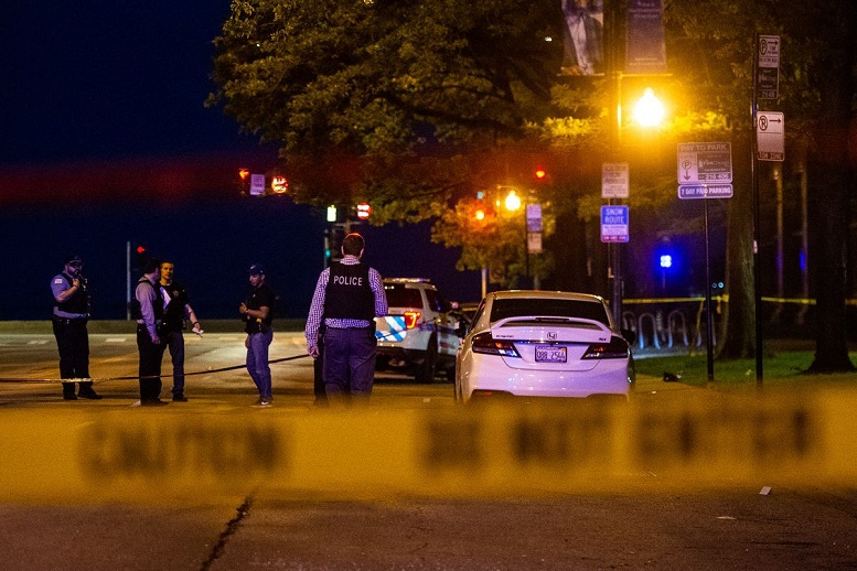 ۲ کشته و ۲۱ زخمی در تیراندازیهای دستهجمعی آمریکا