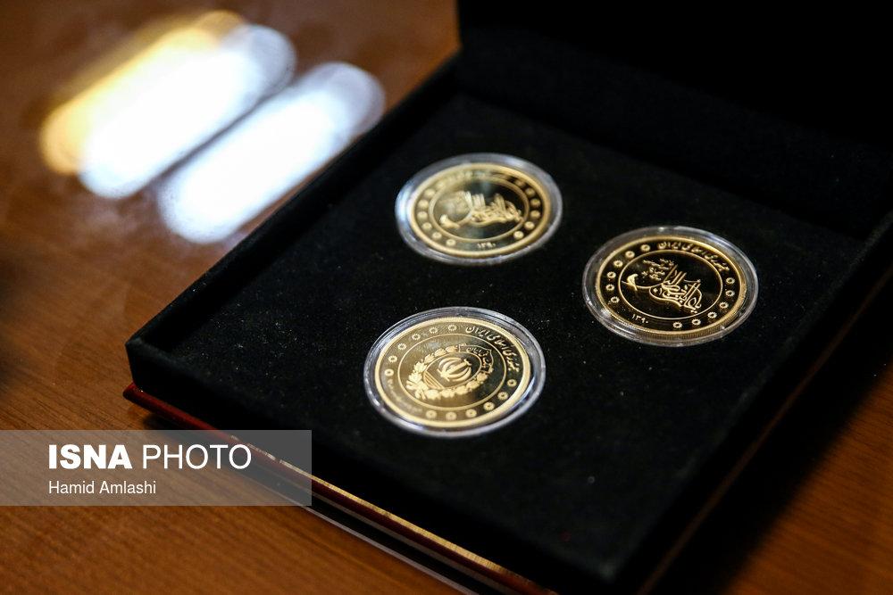 قیمت سکه طرح جدید امروز یکشنبه 23 خردادماه 1400