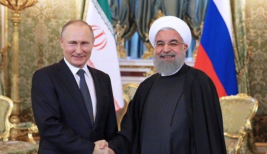 جزیئات پیام حسن روحانی به پوتین
