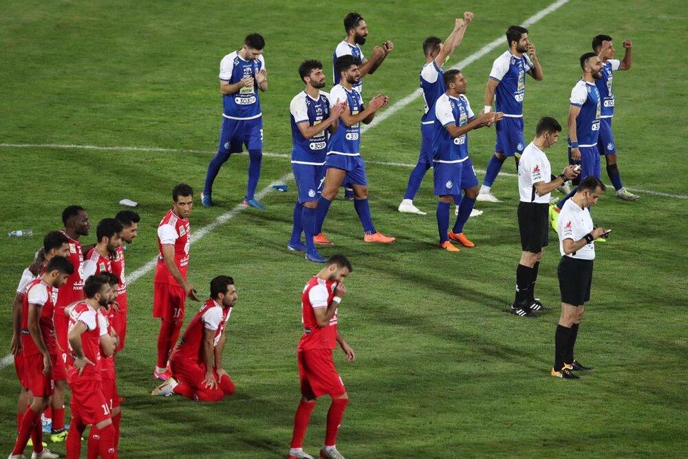 پنجمین مصاف پرسپولیس و استقلال در جام حذفی