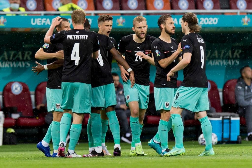 یورو۲۰۲۰: اولین برد اتریش در تاریخ جام ملتها